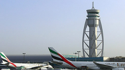 dubai-airport tower